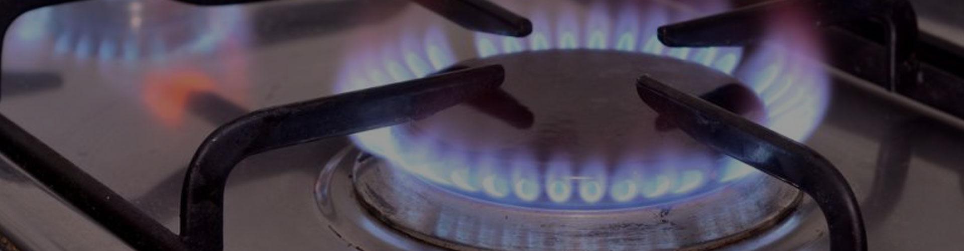 Gas-Banner